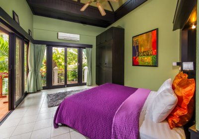 Rl3 Villa 3 Royal Living. Bang Po Beach, Deluxe Ground Floor Villa In Beachside Complex