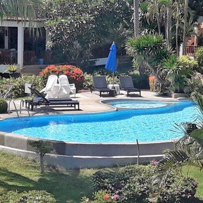 R3, Coconut River, Thai Style Beachfront Villa.