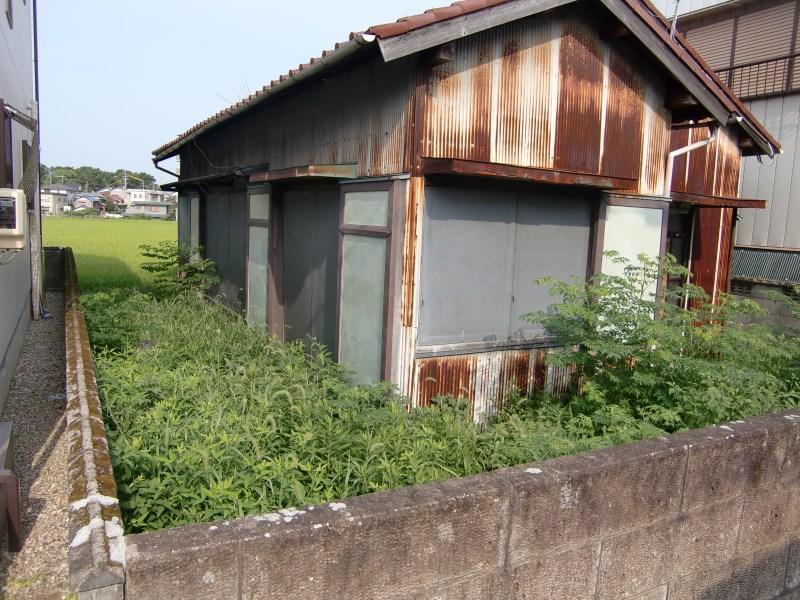 事例3:知立市平屋解体
