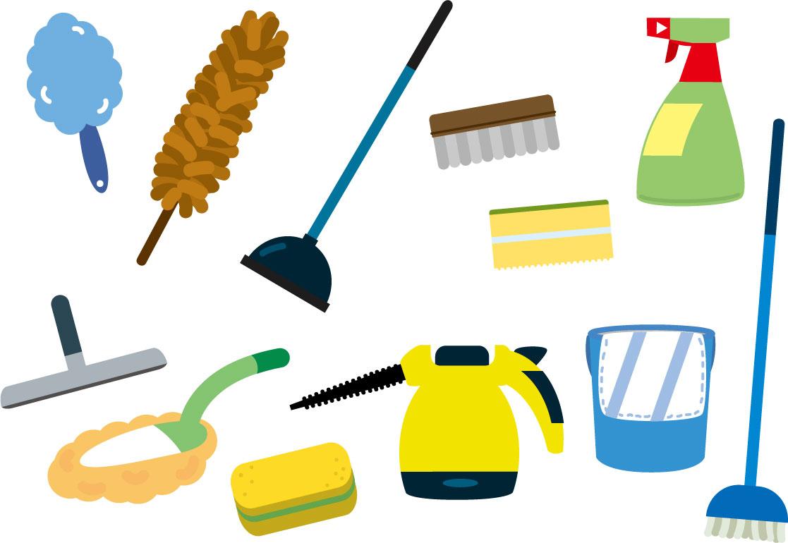 まず部屋の掃除!次に虫に合わせた予防・対策・駆除方法!