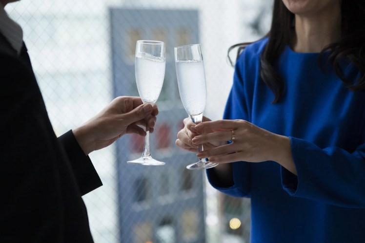 婚活パーティーのイメージ