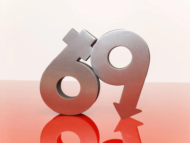 69(シックスナイン)のイメージ