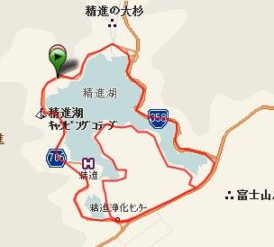 OSJ富士トレーニングキャンプ2日目朝 by koichi2000 at Garmin Connect Details
