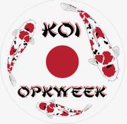 Koi Opkweek