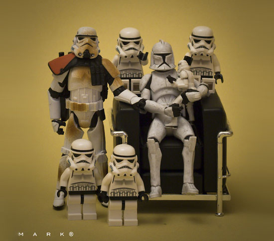 trooper family