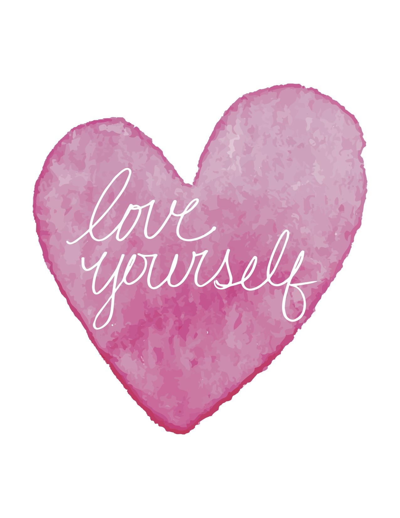 SELF LOVE & SELF CARE