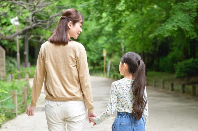 母と娘の東京旅行