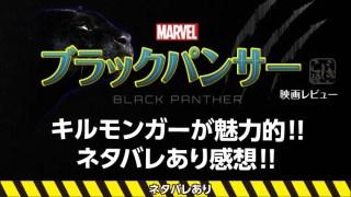 ブラックパンサーネタバレあり (1)
