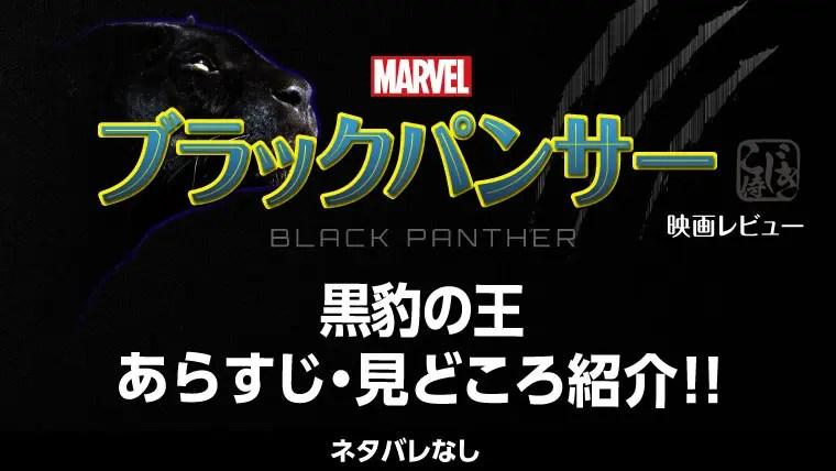 ブラックパンサーネタバレなし (1)