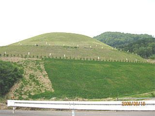 茶すり山古墳 (朝来市和田山町筒江)