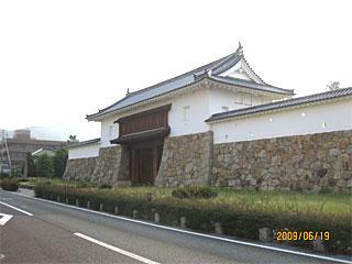 【たんごる】 丹後田辺城(舞鶴城)