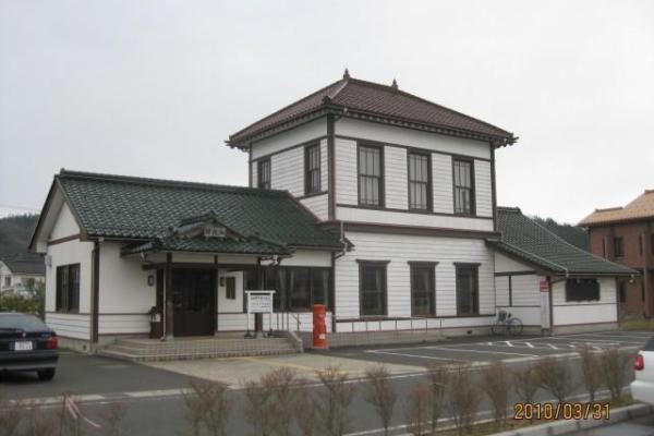 【たんごる】 加悦鉄道加悦駅跡