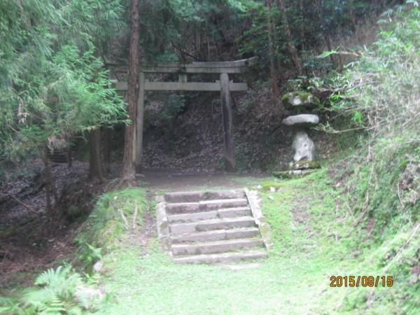 道場の村社 岩舩神社の写真を撮り直してきました