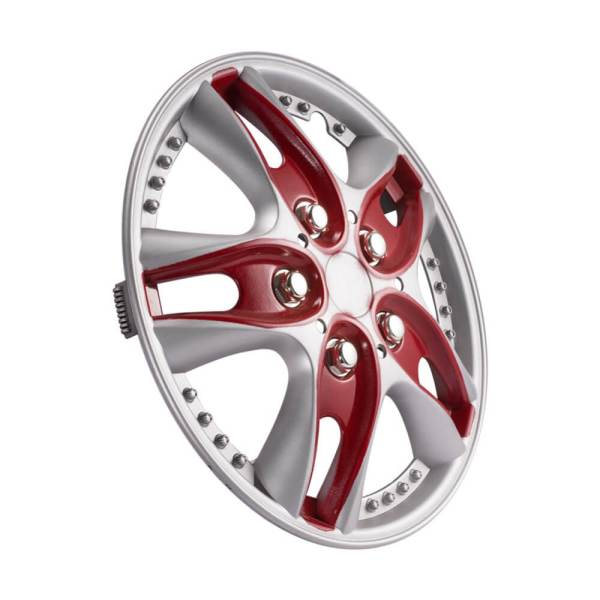 Perfect Titanium Wheel Cover (14, 16, 18 inches)