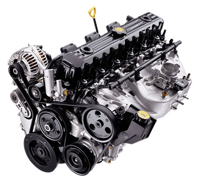 Automobile Engine Parts and Engines (Full and Half)