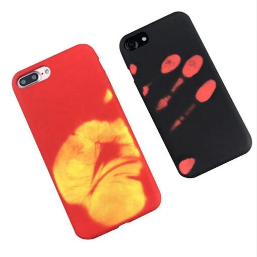 Coques thermosensibles