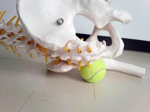 股関節外旋筋のストレッチ5