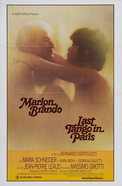 Ultimo tango a Parigi, film di Bernardo Bertolucci (1972)