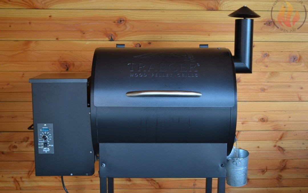 Traeger Pro Series 22 Grill review