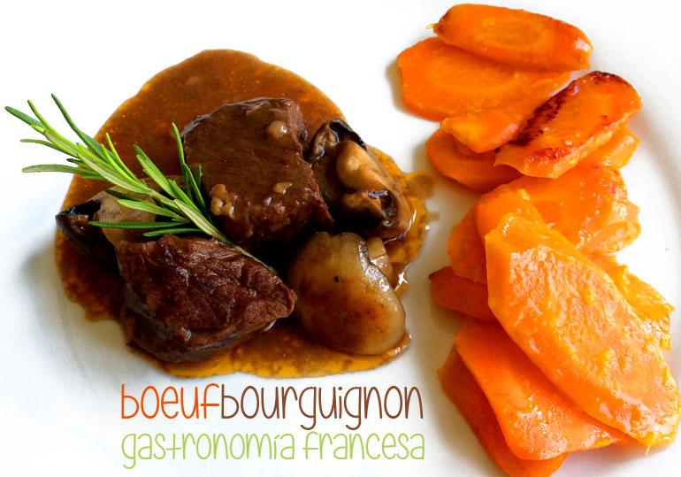 Bouef bourguignon