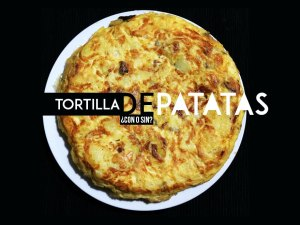 tortilla de patatas. koketo