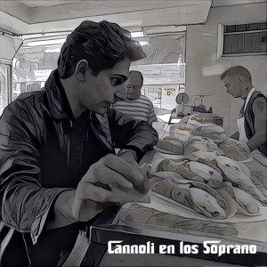 Cannoli en los Soprano
