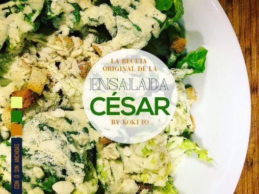 Ensalada César Original por koketo