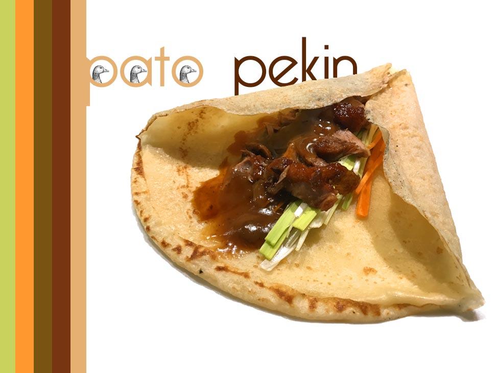 Pato Pekín. Koketo