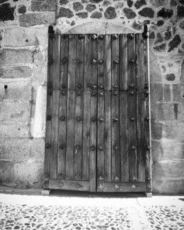 Portón antiguo
