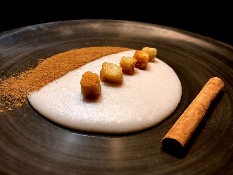 Puches. Chef koketo. Las puches es un plato tradicional de la Mancha.