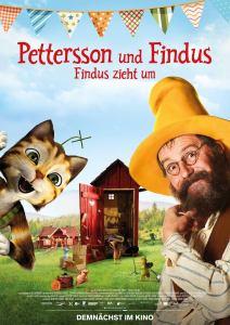 Petterson & Findus: Findus zieht um