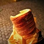 クリスマスの食べ物【1】Baumstriezel