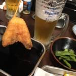 大阪、守口市滞在【2】豚まん・串カツ・海鮮編