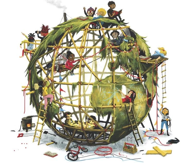 Εκδηλώσεις για την Παγκόσμια Ημέρα Παιδικού Βιβλίου – Κόκκινη Αλεπού