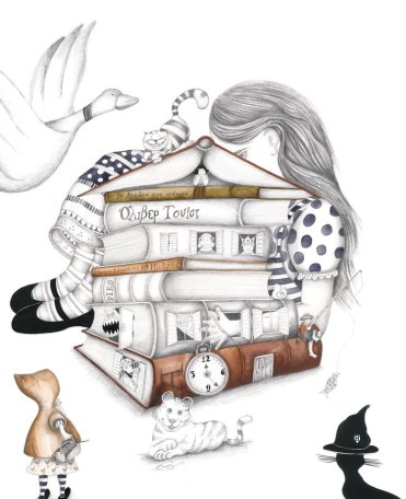 Kέλλυ Ματαθία Κόβο: «Συνάντηση σε σπίτι μαγικό», 2015. «Σπίτι για μένα δεν είναι απλά το οίκημα στο οποίο κατοικώ. Είναι το μέρος που βρίσκεται η ψυχή μου. Είναι ό,τι κουβαλώ μέσα μου. Είναι οι άνθρωποι που αγαπώ, οι ιστορίες, τα βιβλία, τα τραγούδια, και οι αναμνήσεις μου. Είναι οι μυρωδιές, οι χαρές και οι λύπες μου. Όλα αυτά είναι πάντα μαζί μου όπου κι αν βρεθώ. Η παρέα μου και η παρηγοριά μου. Αυτό είναι το σπίτι μου».