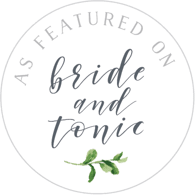 Bride and Tonic Feature