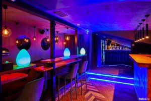 I AM Lounge and party bar