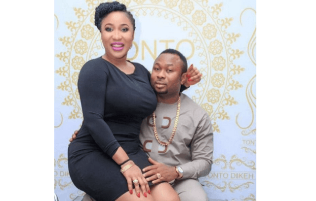 Stay Away From Me! Olakunle Churchill Fires Cryptic Message At Estranged Wife, Tonto Dikeh 1