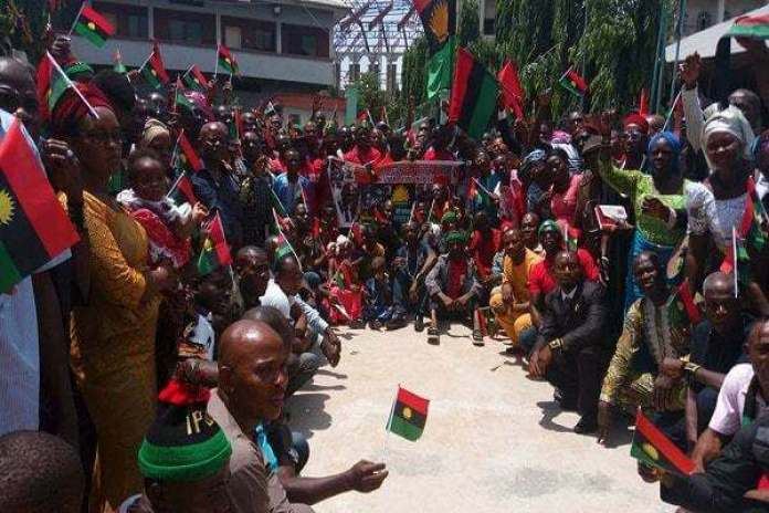 Umahi, Release The Abducted Youths Or I Will Hold You Personally Responsible - Nnamdi Kanu