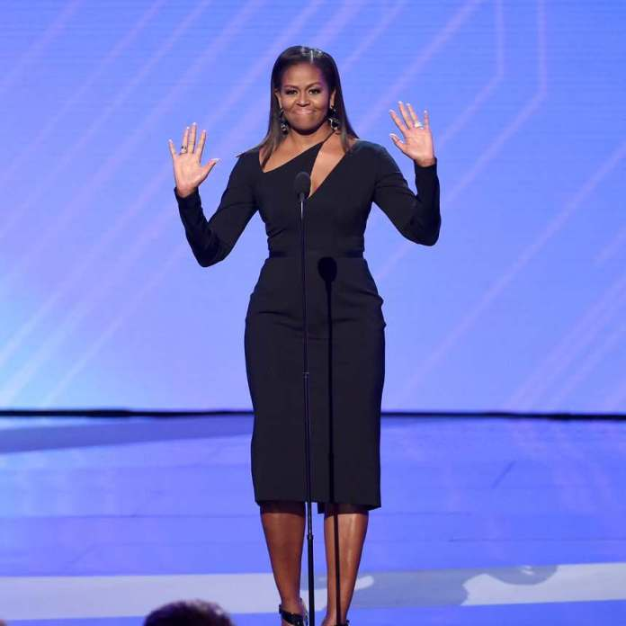 Checkout What Michelle Obama Did With Melania Trumps Gift 1