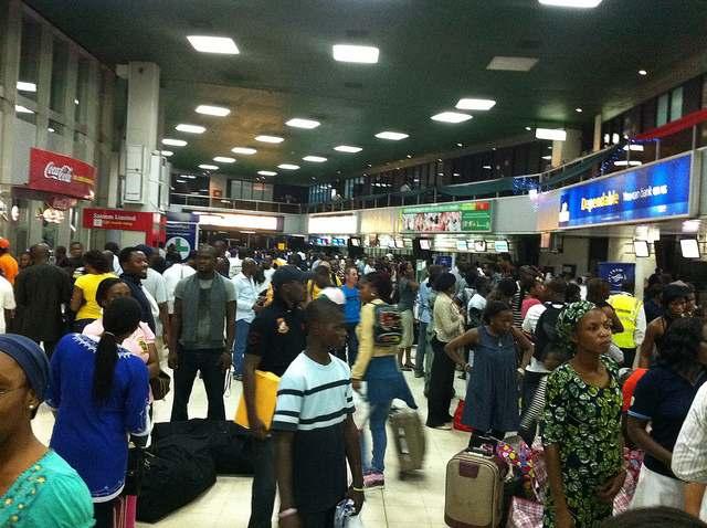 Every Uniform Person At Lagos Airport Na Bambiala - Tweep Recounts Experience
