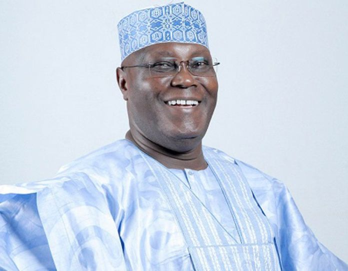 """""""It's Not By Force To Serve Nigerians"""" Aisha Yesufu Lashes Out At Atiku Over Presidential Ambition 2"""