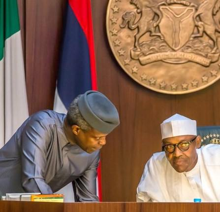 Lawyer Drags Buhari To Court Over Osinbajo For This Simple Reason 1