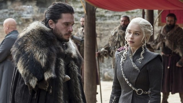 Game of Porn! There's 134 Breasts, 60 Bums, 82 Nude Scenes And 7 Penises In 108 Minutes In Game of Thrones 6