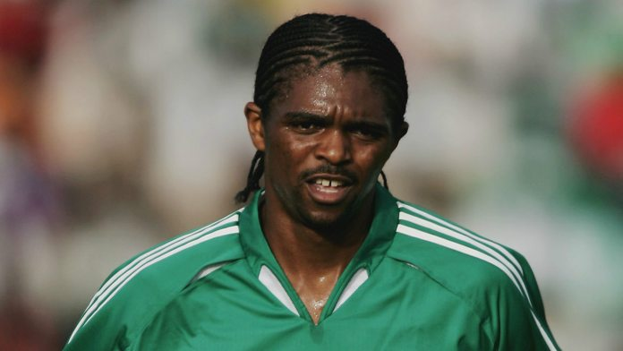 Nwankwo Kanu Vows To Unseat President Buhari In The 2019 General Elections 1
