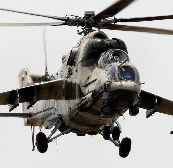 Nigerian Air Force Kill Boko Haram Insurgents In Borno 1