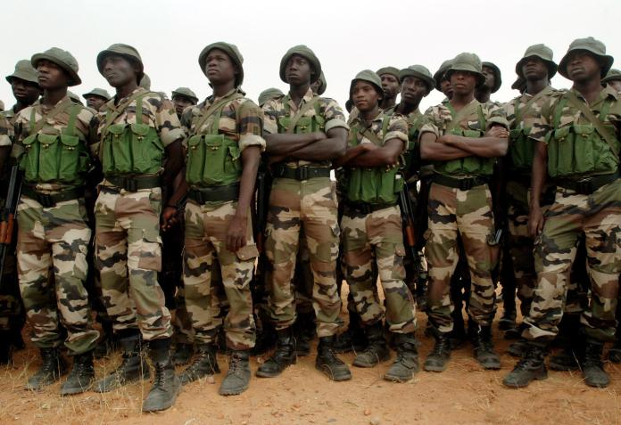New Salary Structure Hasn't Been Approved For The Armed Forces- DHQ 1