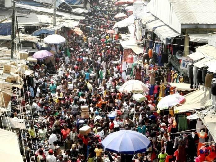 Markets Shutdown Lagos State
