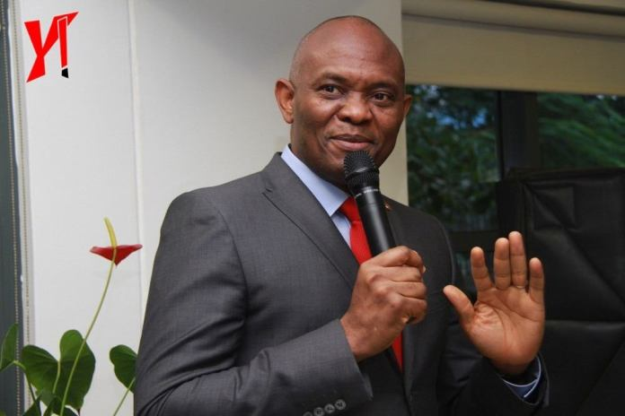 Nigeria's Economy Is Heading Towards The Right Direction - Tony Elumelu 1