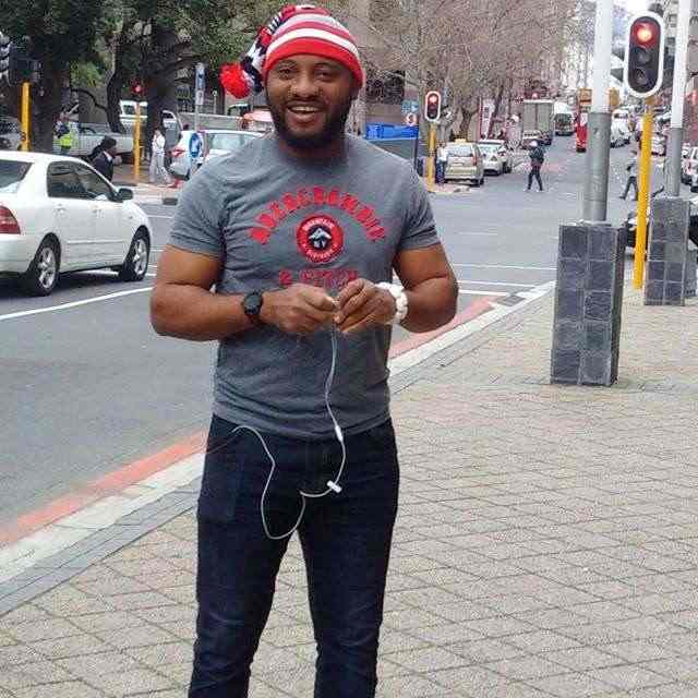 Proud Father! Yul Edochie Shares Photo Of His Cute 5-Month-Old Son 1